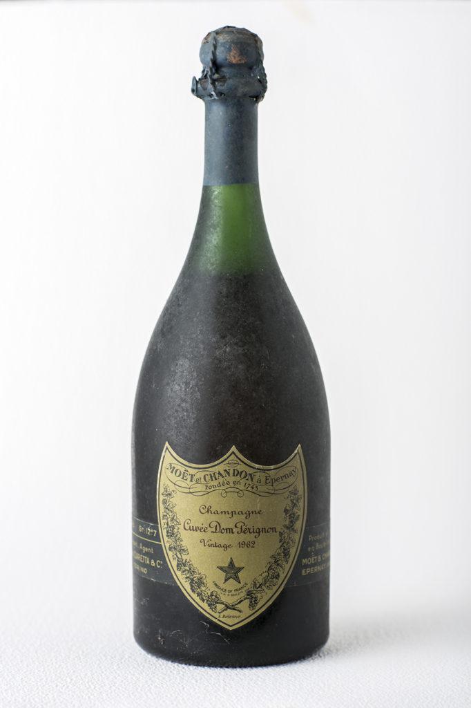 Champagne_Dom_Pérignon_1962