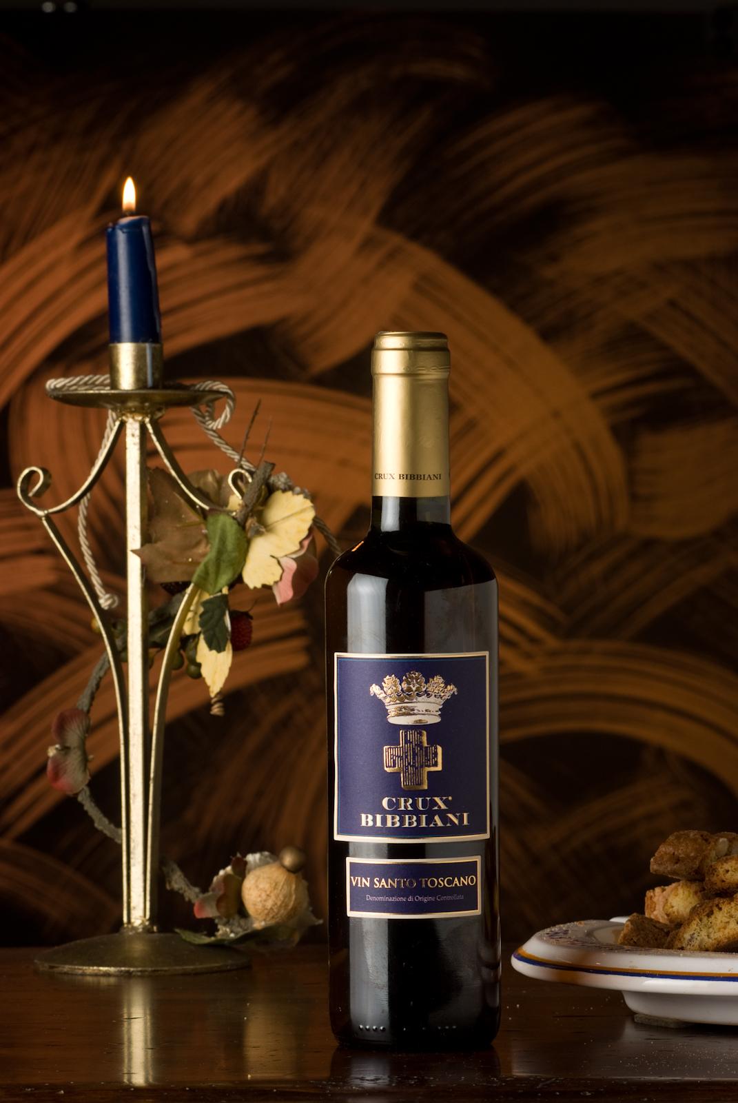 Vin Santo toscano prodotto Azienda Croce di Bibbiano San Gimignano